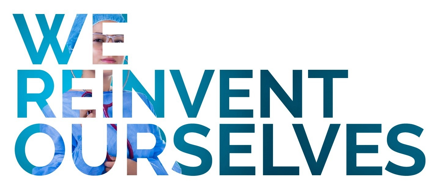 clinical research we reinvent ourselves
